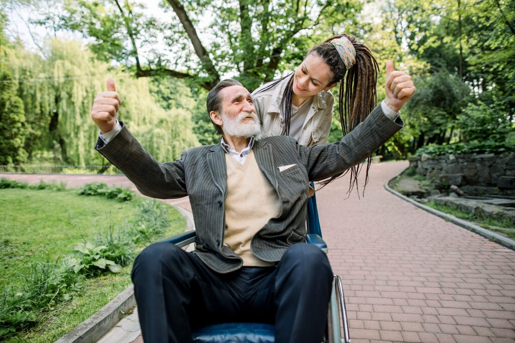 How Does Home Care Help After a Senior Is Discharged from the Hospital?