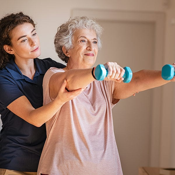 How Can Your Prevent a Senior from Falling?